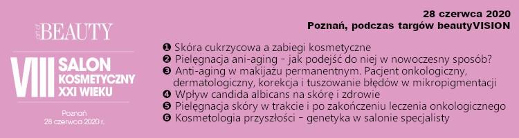 VIII Salon Kosmetyczny XXI wieku Poznań